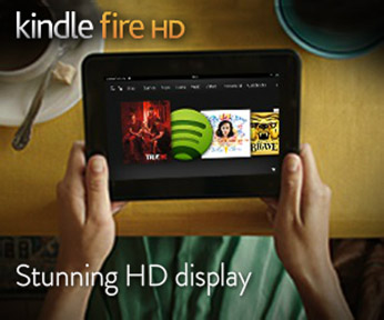 Kindle Fire HD®